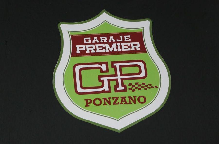 Logo del Garaje Premier Ponzano
